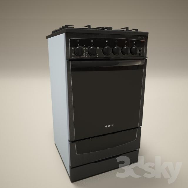 Thư viện 3dsmax thiết bị nhà bếp bếp