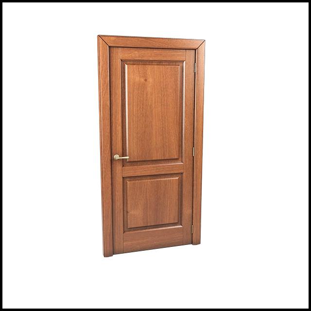 thư viện cửa gỗ 3dsmax loại 3