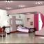 Thiết kế mẫu phòng ngủ 3dmax đẹp-Free download