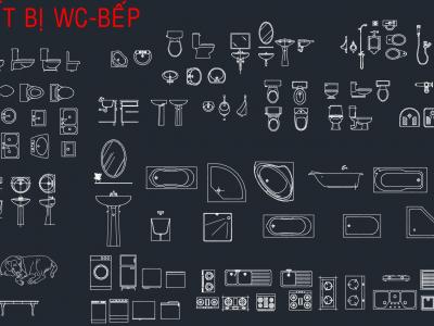 Bản vẽ cad chi tiết nhà vệ sinh dành cho dân thiết kế