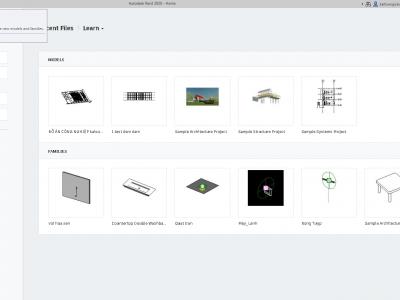 file template revit architecture theo tcvn nhiều người dùng nhất