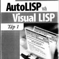 Sách học lập trình thiết kế auto lisp AutoCad