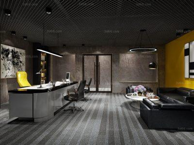Thư viện model 3ds max không gian văn phòng đẹp nhất