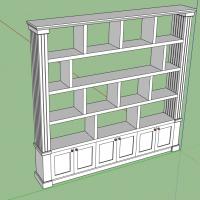 Thư viện sketchup tân cổ điển đầy đủ đẹp nhất 2021