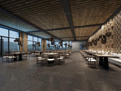 Thư viện 3dsmax nhà hàng – Những mẫu nhà hàng đẹp nhất