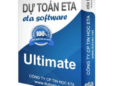 Phần mềm dự toán miễn phí tốt nhất hiện nay