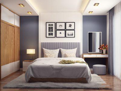 Thư viện sketchup phòng ngủ đẹp nhất 2020
