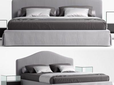 Thư viện giường 3dsmax – Mẫu thiết kế đẹp và độc đáo nhất