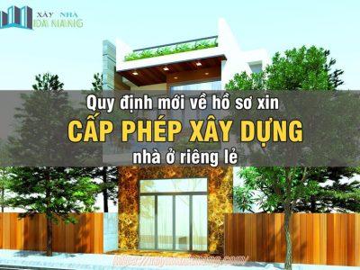 Hồ sơ xin cấp phép xây dựng nhà ở [Mới nhất]