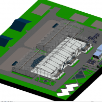 Thư viện revit nhà công nghiệp chi tiết nhất 2021
